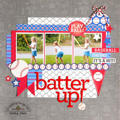 *** Doodlebug Design *** Batter up!