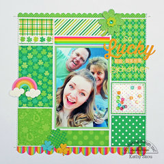 *** Doodlebug Design *** Lucky to have Eachother
