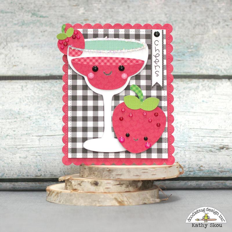 * Doodlebug Desgin * Cheers Card