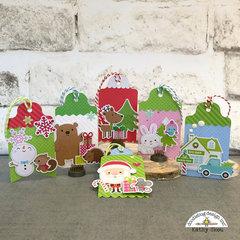 Doodlebug Design | Christmas Town Tags & Bags