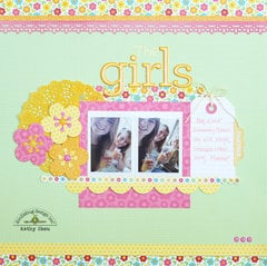 *** Doodlebug Design *** The Girls