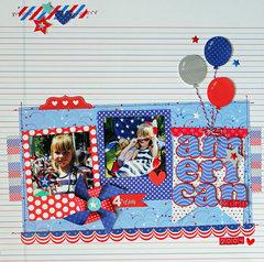 ***Doodlebug Design*** American Girl