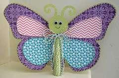 Butterfly Treat Holder