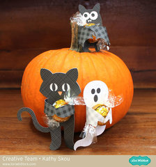 Halloween Candy Huggers