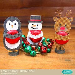 Lori Whitlock Christmas Candy Huggers