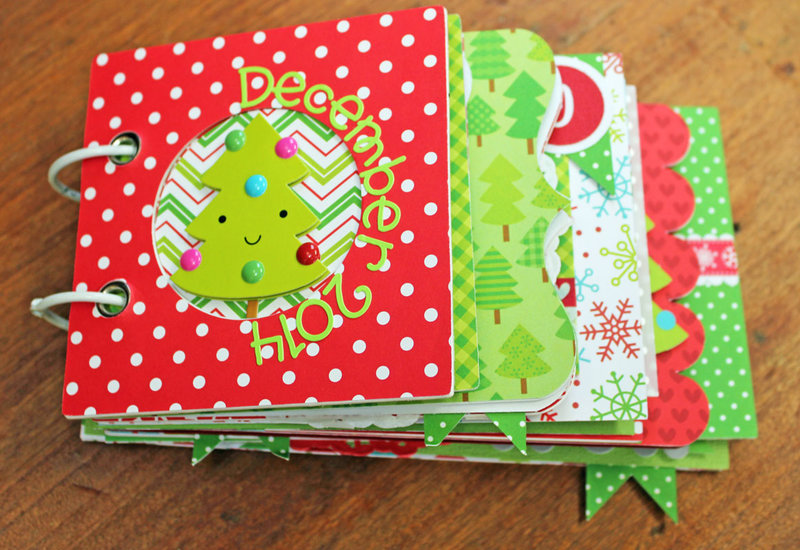 *** Doodlebug Design *** Santa Express December Daily