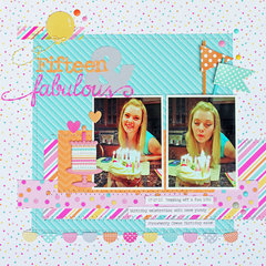 *** Doodlebug Design *** Fifteen & Fabulous