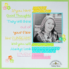 *** Doodlebug Design *** Good thoughts