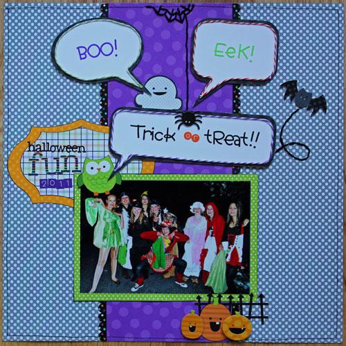 Halloween Fun 2011