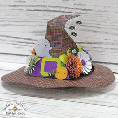 *** Doodlebug Design *** Booville Witches Hat