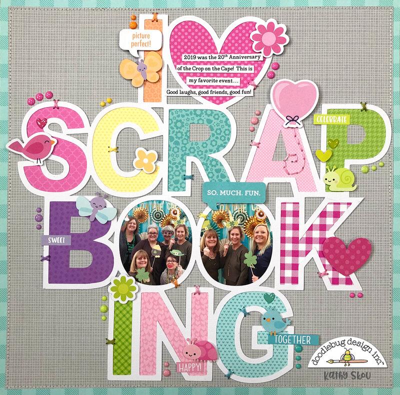 Doodlebug Design | I {heart} Scrapbooking