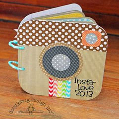 **Doodlebug Design** Insta Faves Mini Album