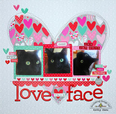 *** Doodlebug Design *** Love this Face