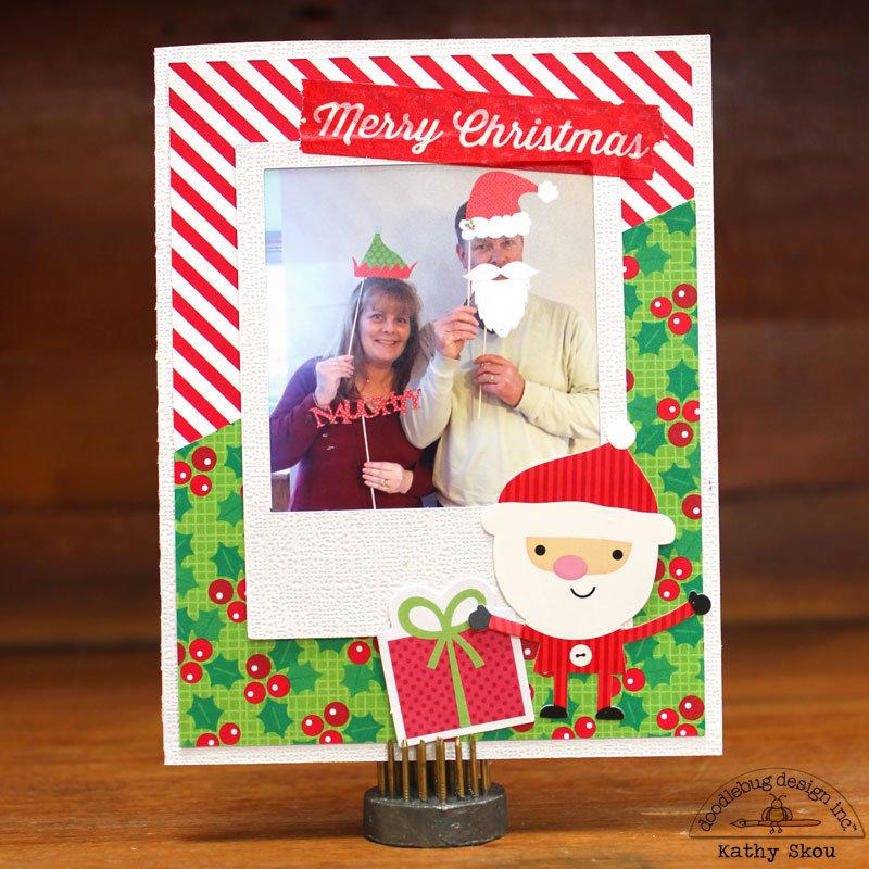*** Doodlebug Design *** Christmas Photo Cards