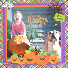 Doodlebug Design | Cutest Pumpkins in the Patch