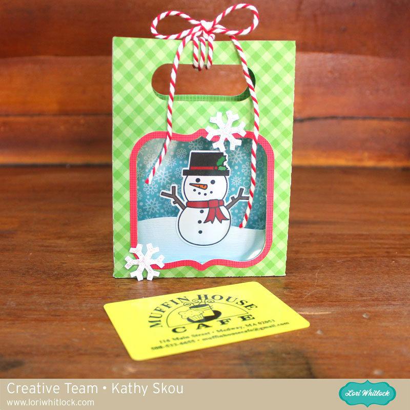 Gift Card Holder Bag