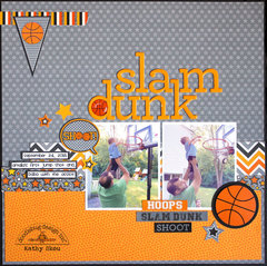 *** Doodlebug Design *** Slam Dunk