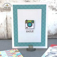 Doodlebug Design | I Heart Travel Smile