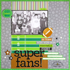 *** Doodlebug Design *** Super Fans!