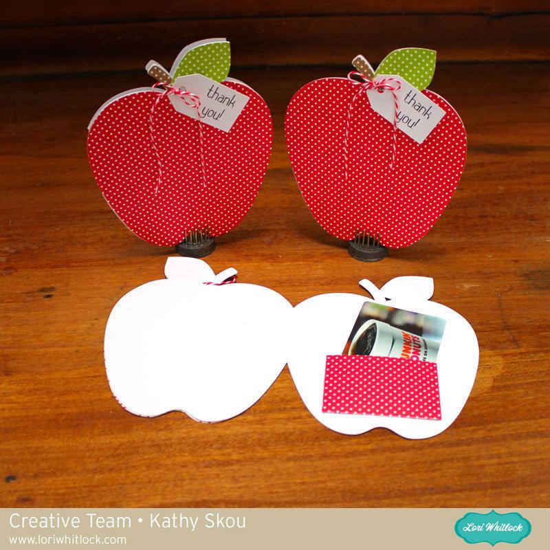Apple Gift Card Holder
