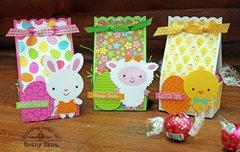 *** Doodlebug Design*** Easter Parade Treat Bags