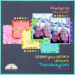 *** Doodlebug Design *** Always Be Yourself