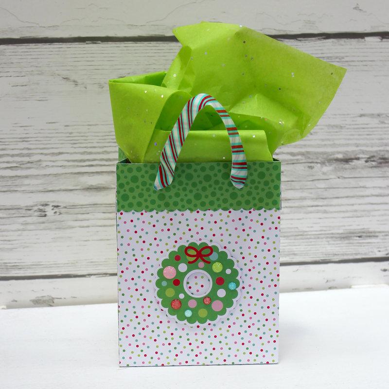 Doodlebug Design Christmas Gift Bags