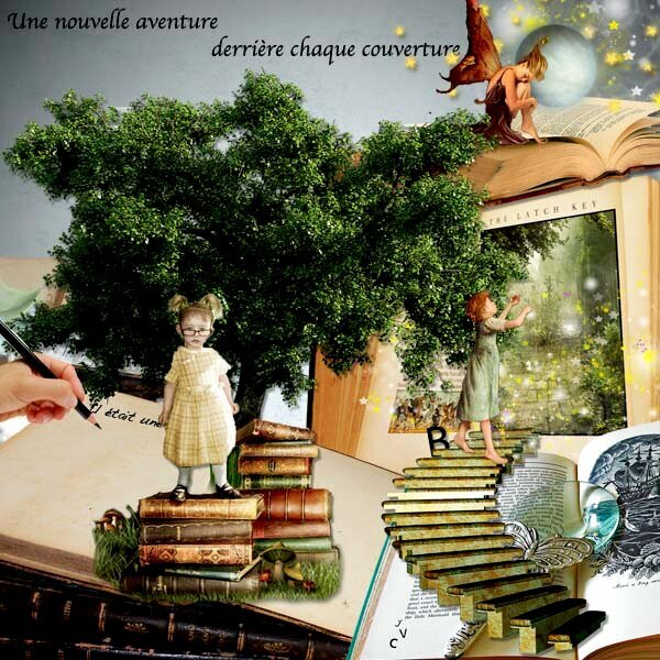Read and Write Fantasy Stories