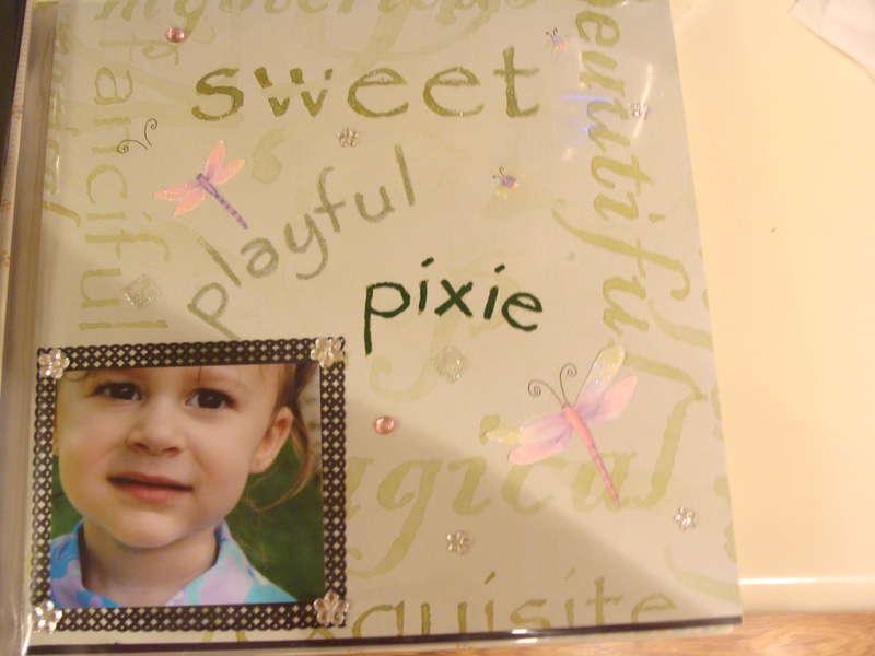 Sweet Beautiful Pixie