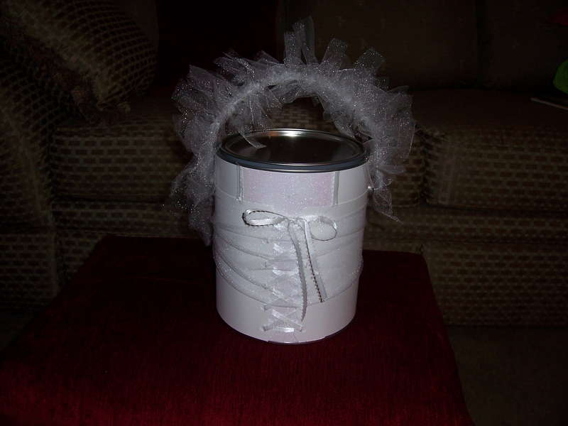Bridal shower paint can 1