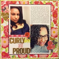 Curly and Proud