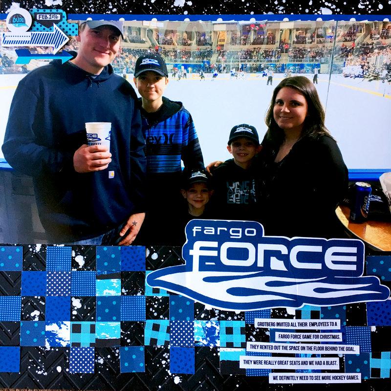 Fargo Force