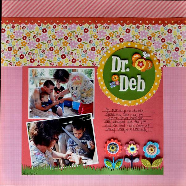 Dr. Deb