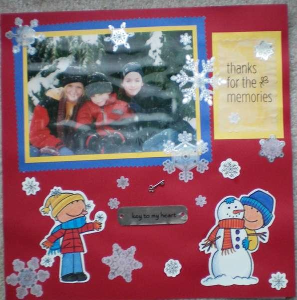 Snow Many Memories