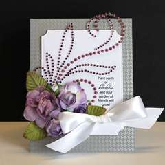 Elegant Kindness Card *Zva Creative*