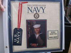 Josh - Navy days