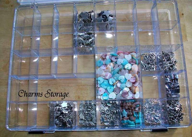 Charms Storage