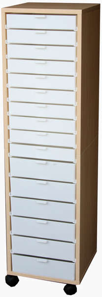 My new Maple cabinet from BEST CRAFT ORGANIZER...