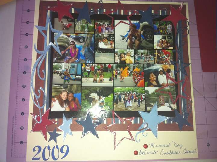 Memorial Day/Orlando Carribbean Carnival 2009