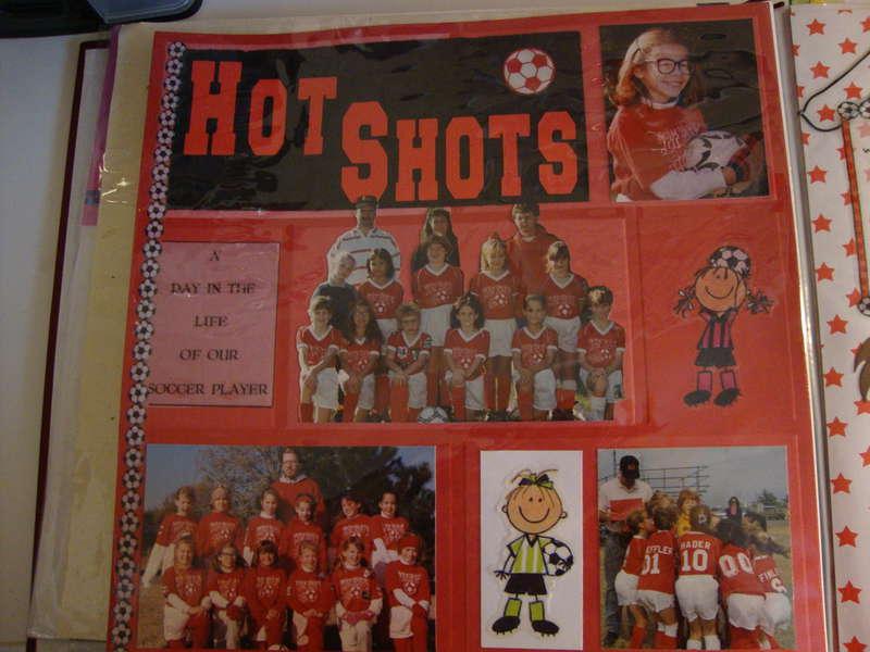 Hot Shots Soccer pg 1