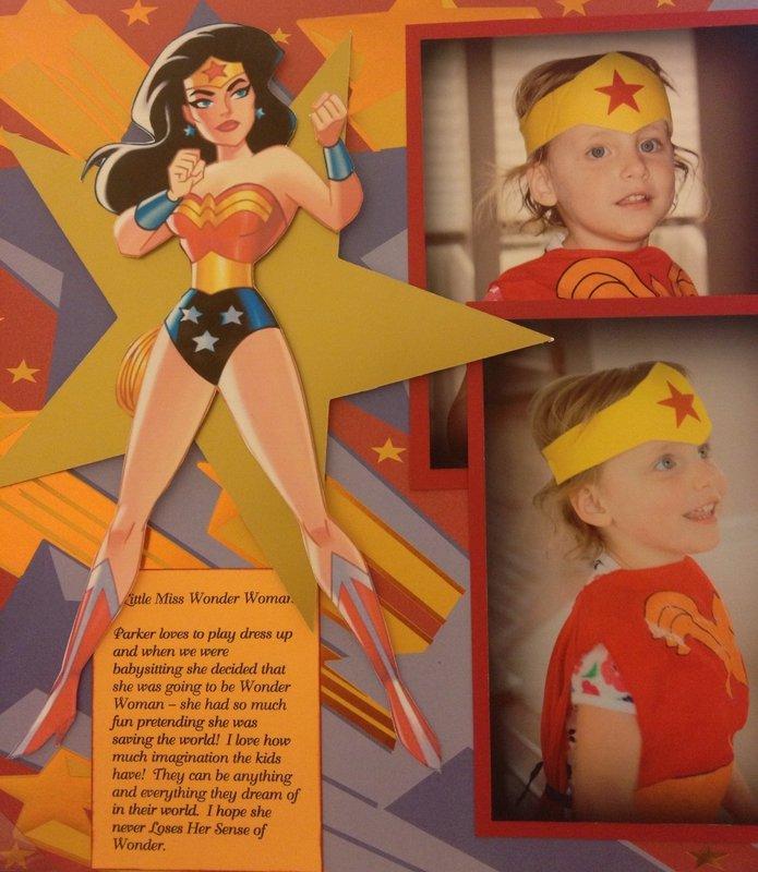 Page 2 Wonder Woman