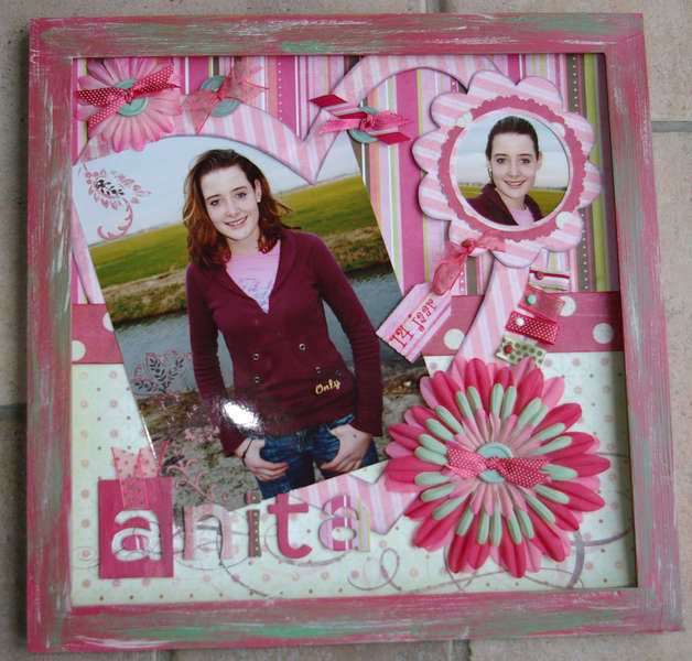 Anita 14 years old
