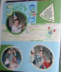 Sesame Birthday page 1