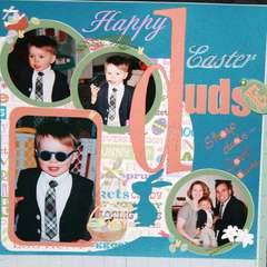 Easter Dude, duds