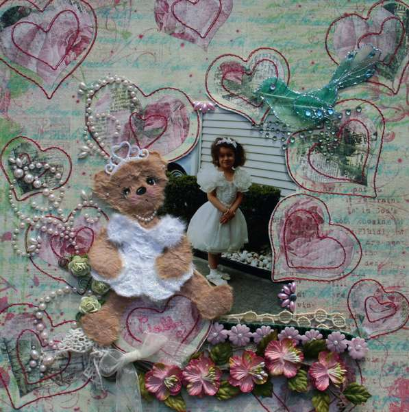 Gabby~ Let's Get Shabby Challenge #5