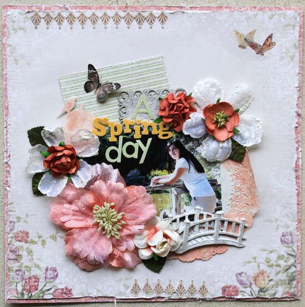 A Spring Day - C'est Magnifique March Kit
