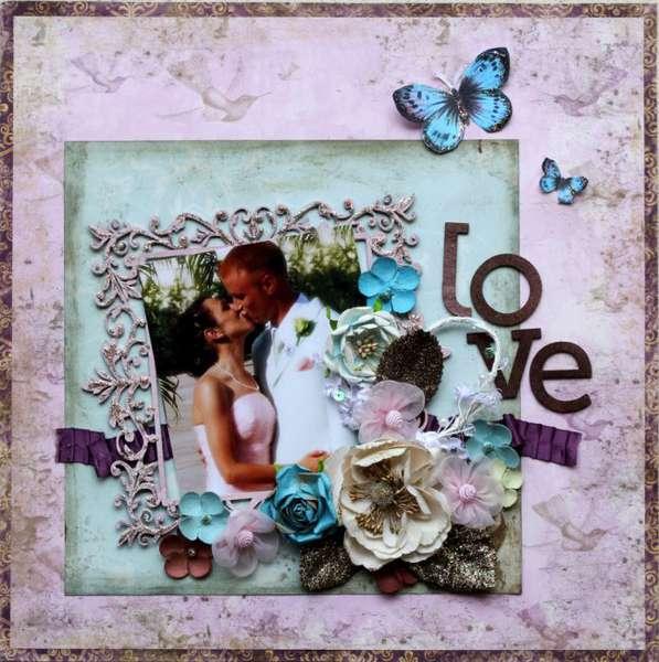 Love - C'est Magnifique Feb Kit w/ Riddersholm