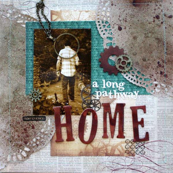 Pathway Home - Swirlydoos