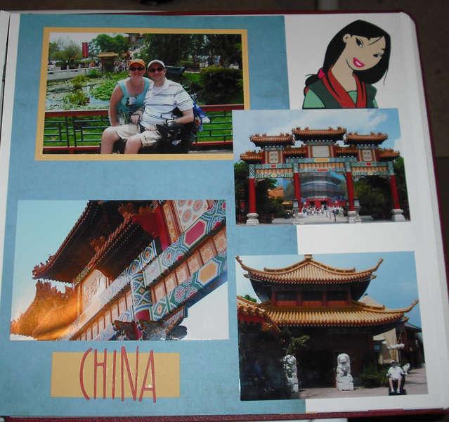 World Showcase - China