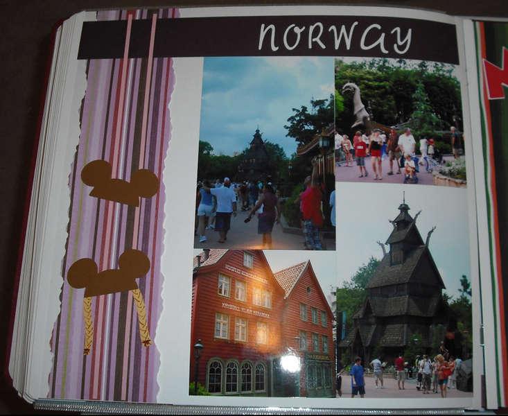 World Showcase - Norway